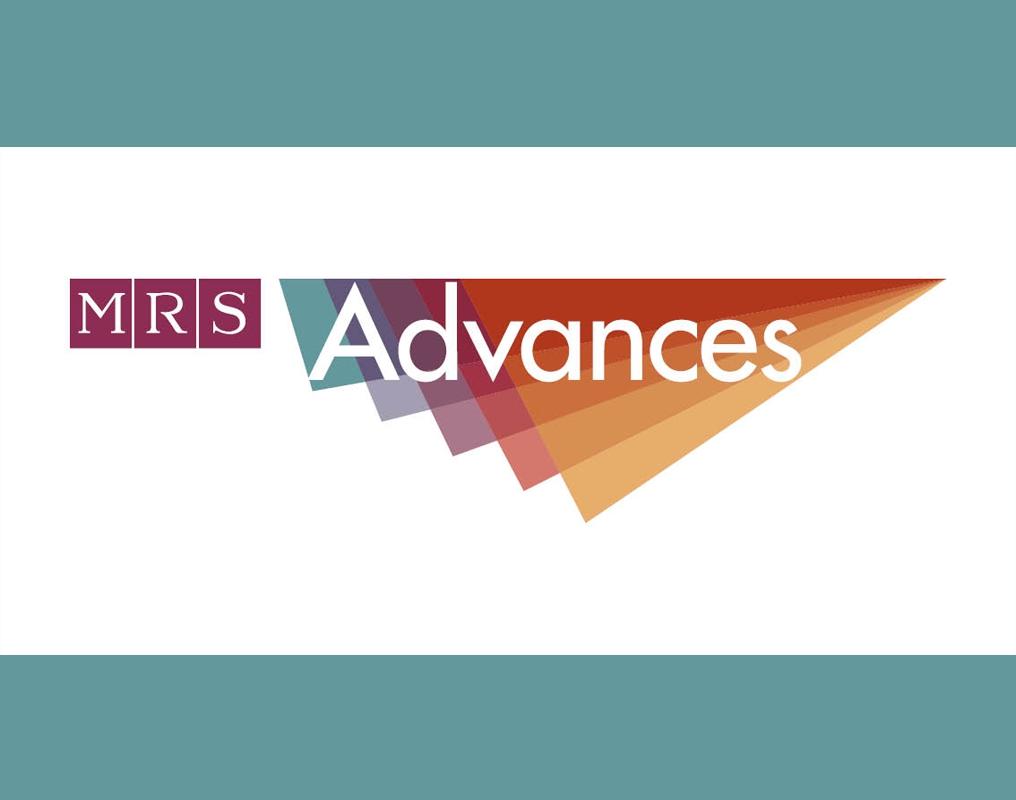 Публикации в MRS Advances
